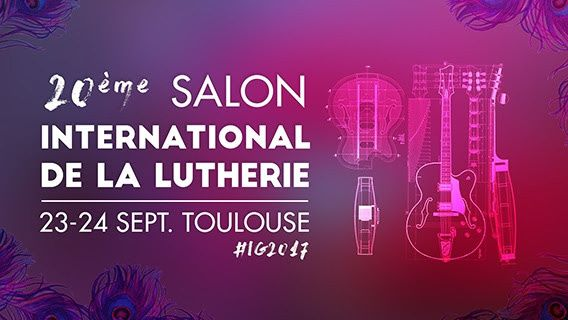 evenement Salon International de la Lutherie à Toulouse