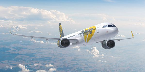 airbus 321 neo compagnie low cost primera air