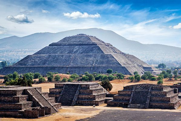 Teotihuacan-Fotolia mexique voyage agance balaguere