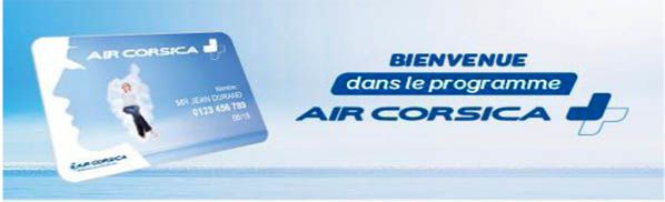 carte abonnement air corsica reduction facilite priorite voyage
