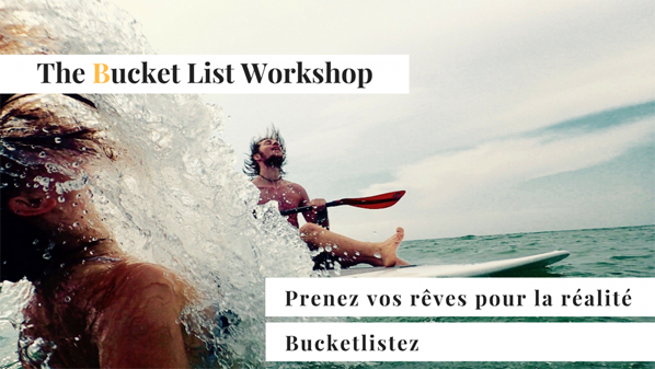 bucket list workshop