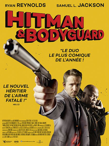 cinema affiche film hitman bodyguard