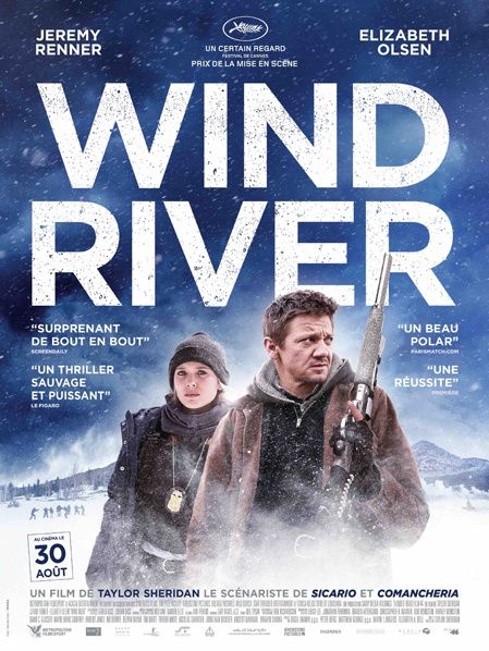 affiche wind river le film