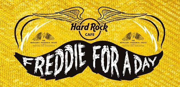 freddie for a day hard rock cafe paris