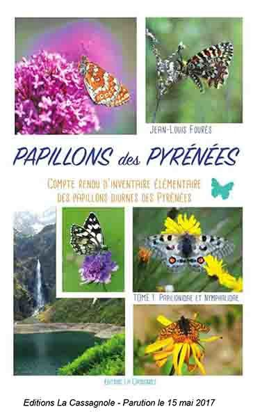 couverture papillons pyrenees editions cassignole