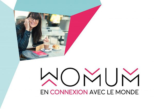 WoMum Concept reseau professionel feminin business innovation communication