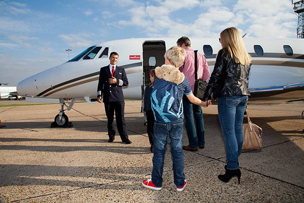 vacances famille avioation affaire private fly jet prive confort plaisir seduction