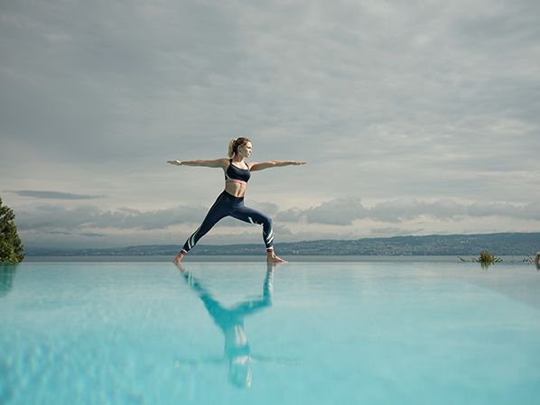 Yoga Season Experience evian hotel royal