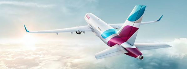 eurowings compagnie aerienne low cost