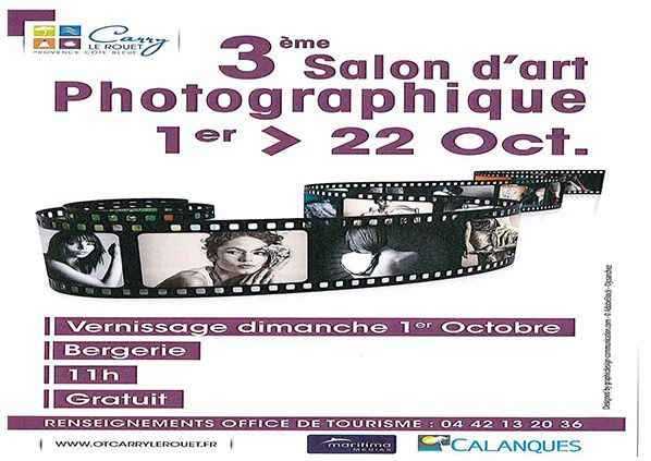 3ème Salon d'Art Photographique - Carry-le-Rouet