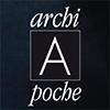 maison editions archi poche