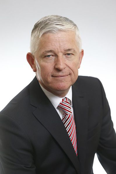 Jeff Poole, the Director General of CANSO, the Civil Air Navigation Services Organisation