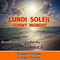 lundi soleil octobre orange projet photo photographie