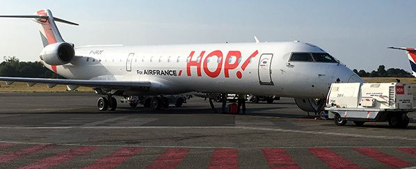 Hop air france des billets d 39 avion jeune 34 - Billet avion nantes toulouse ...