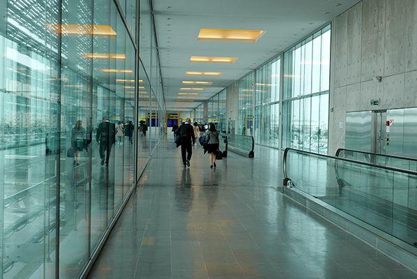 aeroport toulouse blagnac hall d