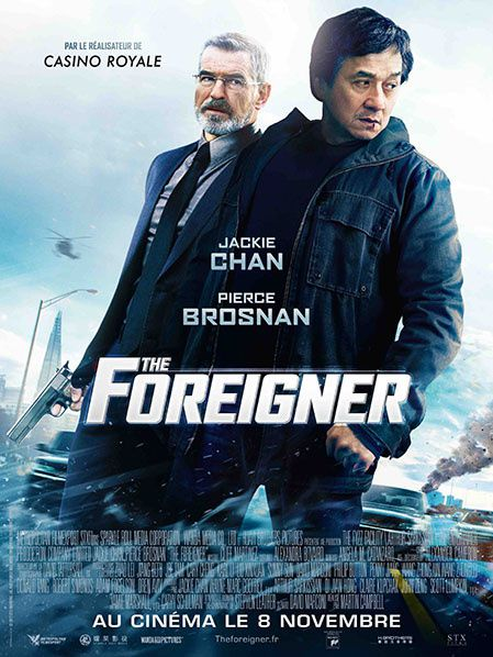 affiche film foreigner