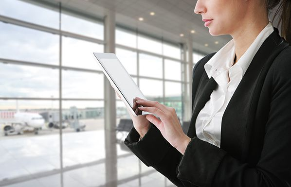 Fraport speeds up repatriation of delayed bags at Frankfurt airport with SITA's WorldTracer® tablet