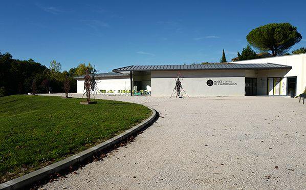 Musée-forum de l'Aurignacien aurignac haute garonne