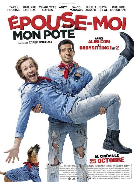 affiche film epouse moi pote