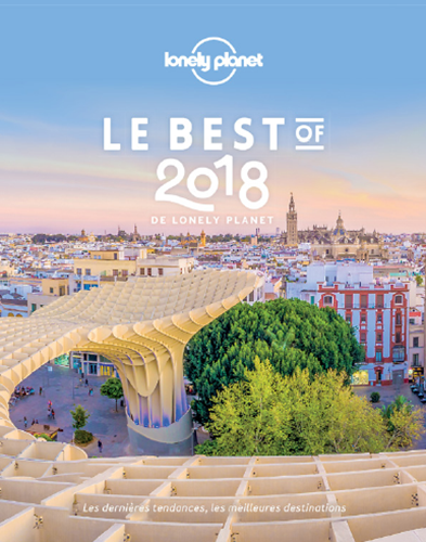 Best Of 2018 de Lonely Planet