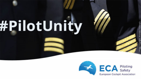 Stand Up! Speak Up! Support #PilotUnity