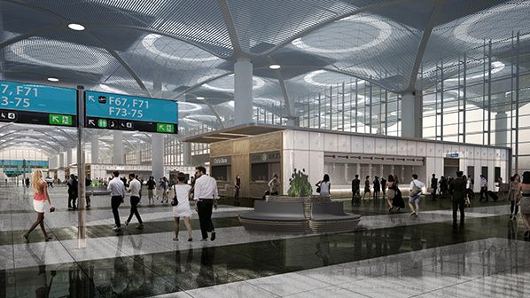 SITA's WORLD-CLASS TECH SOLUTIONS TO BRING ISTANBUL NEW AIRPORT TO LIFE