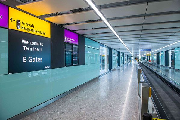 terminal 2 | The Queen's Terminal de Heathrow