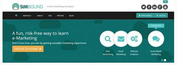 simbound learn marketing