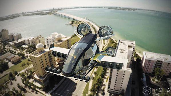 ELECTRIC VISIONARY AIRCRAFTS (EVA)