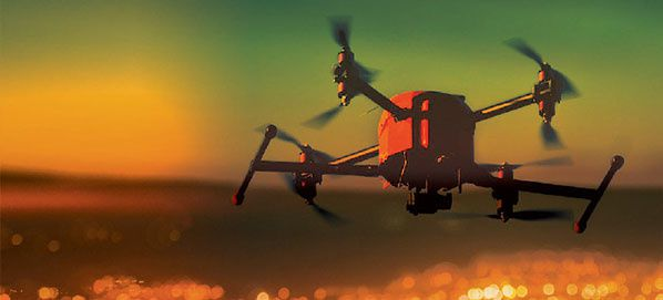 ms drone web master specialisé enac Unmanned Aircraft Systems Services and Management