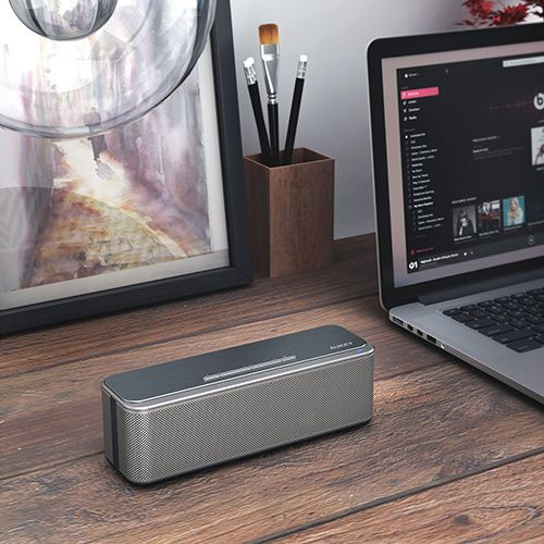 Enceinte Bluetooth 4.0 avec Puce DSP aukey cadeau noel