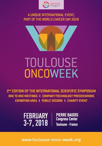 tow toulouse onco week