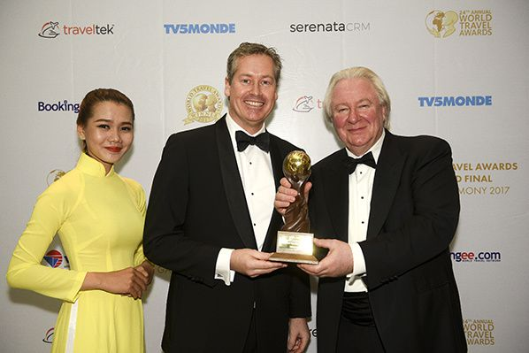 Inmarsat World Travel Awards © Mark Hakansson