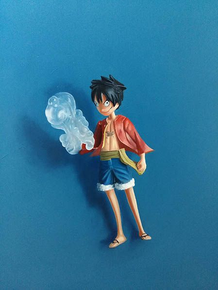 Luffy © Francisco Rangel