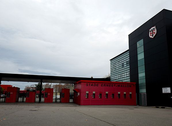 stade toulousain ernest wallon rugby toulouse