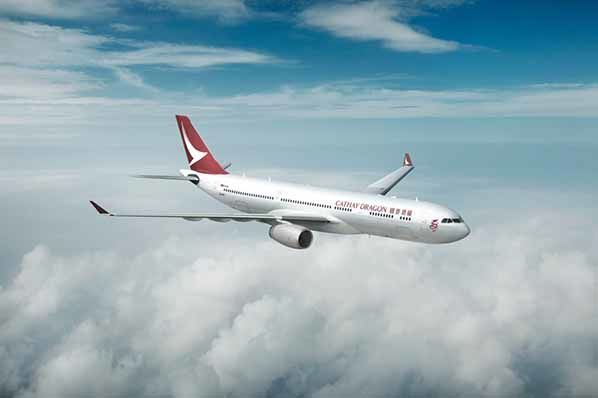 cathay dragon pacific