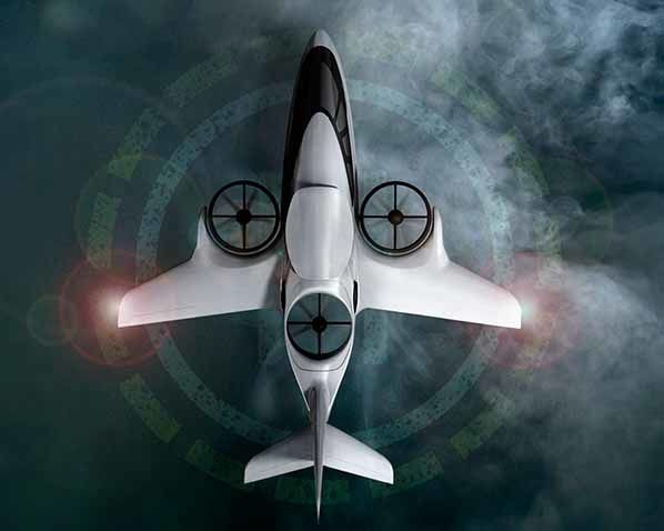 TriFan 600 vertical takeoff airplane XTI Aircraft