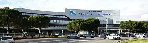 Toulouse blagnac aeroport couverture