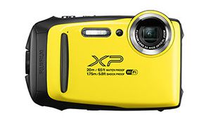 finepix xp 130 jaune