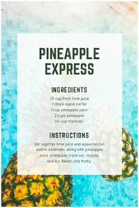 canva pineapple express