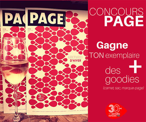 concours page libraire goodies