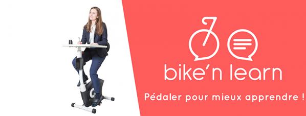 bike learn pedaler apprendre langue etrangere anglais espagnol portugais français