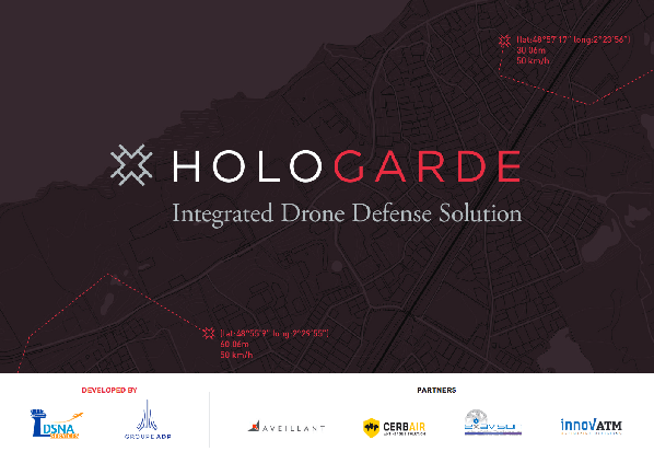 Hologarde dsna adp thales