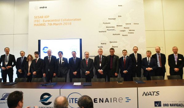 Members of the iTEC alliance enaire