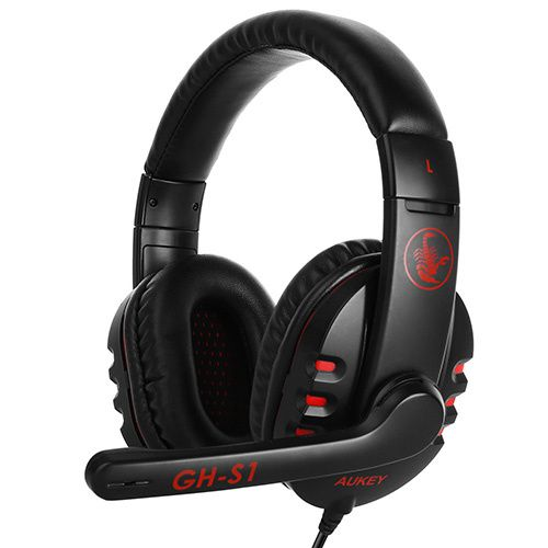 casque gaming headphone aukey