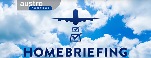 Austro Control FREQUENTIS highlight success Homebriefing system