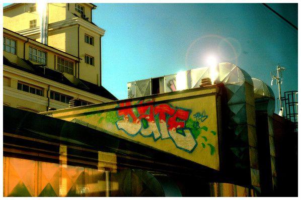 street art rome italie