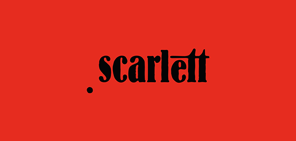 scarlett on scarlet