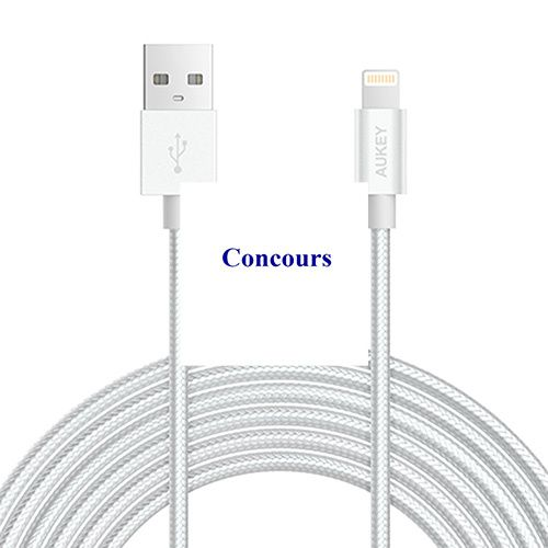 concours cable usb aukey