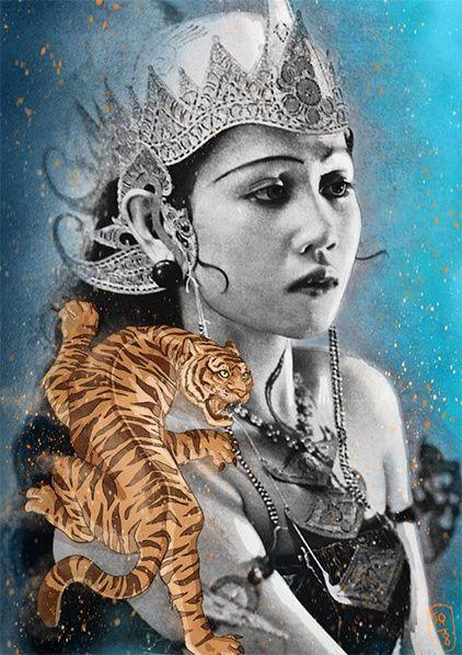 Tiger, 2018.